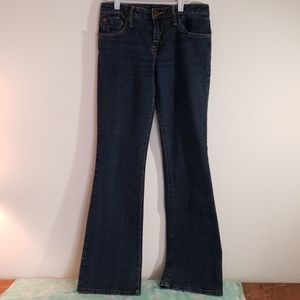 Baby Phat flared jeans size 5